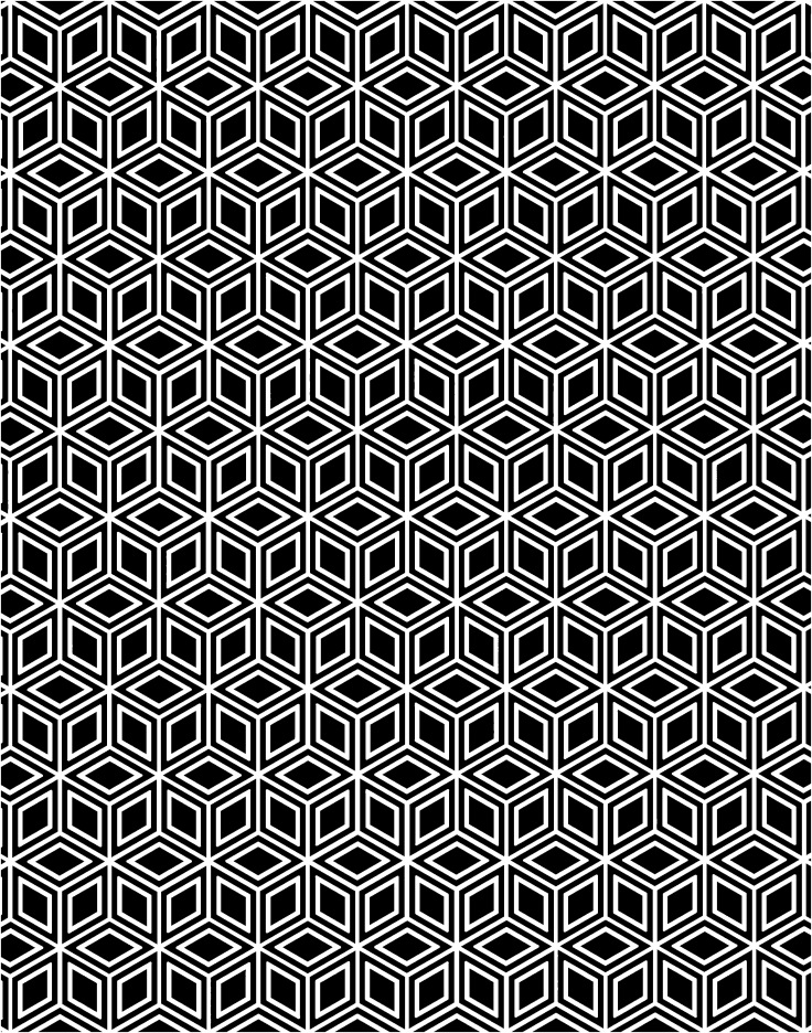 Book of Patterns Thomas Hooper 0000000 BLACK
