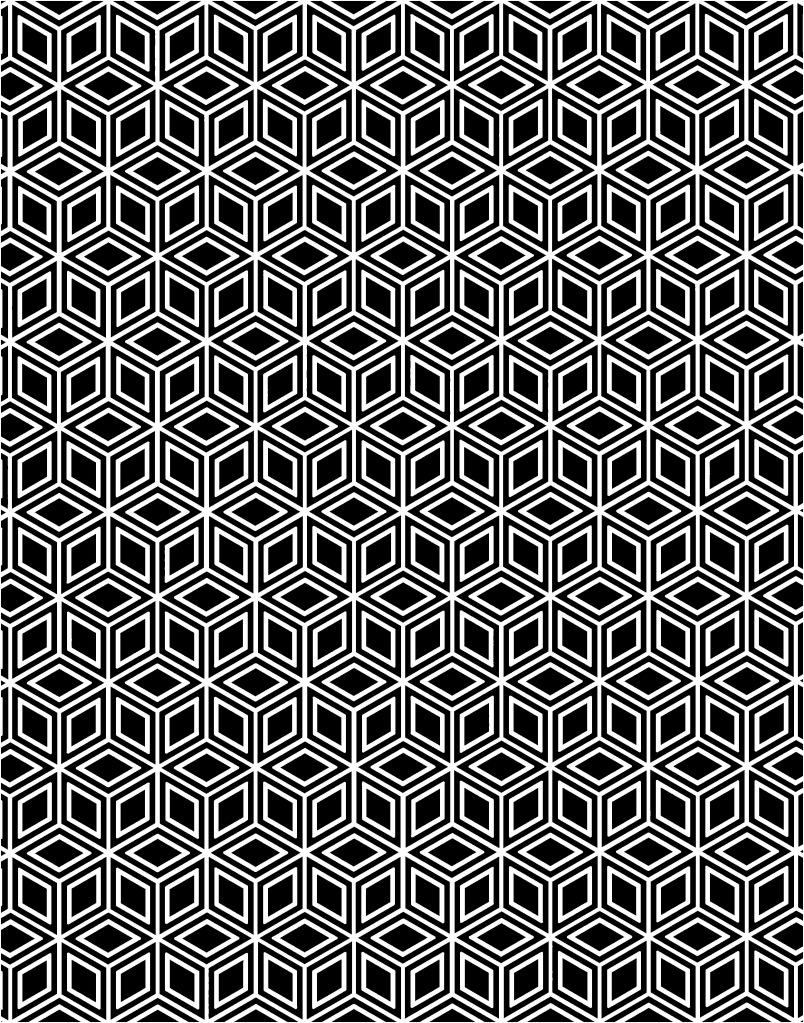 Book of Patterns Thomas Hooper 0000000 BLACK